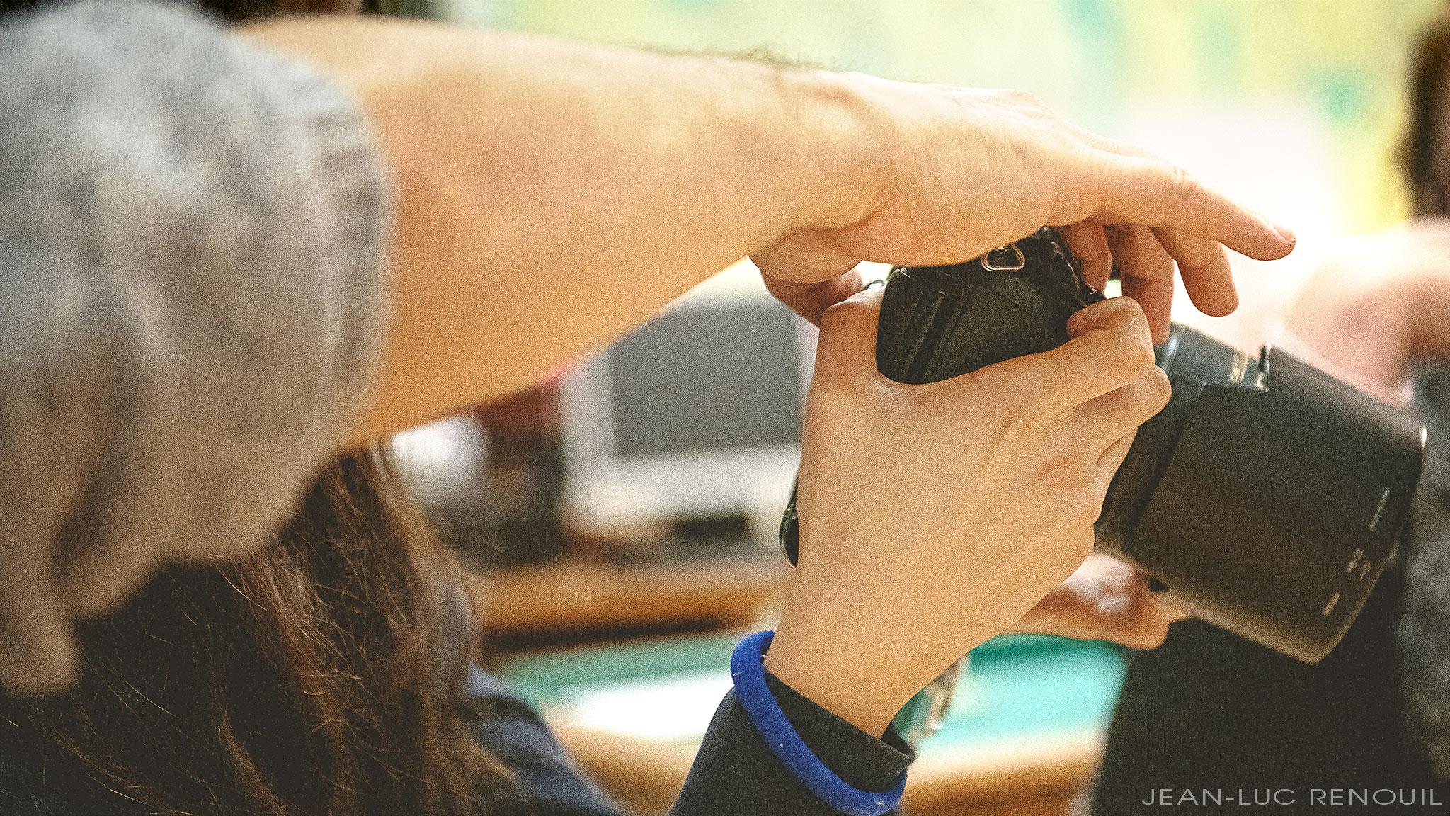 Photographe formateur