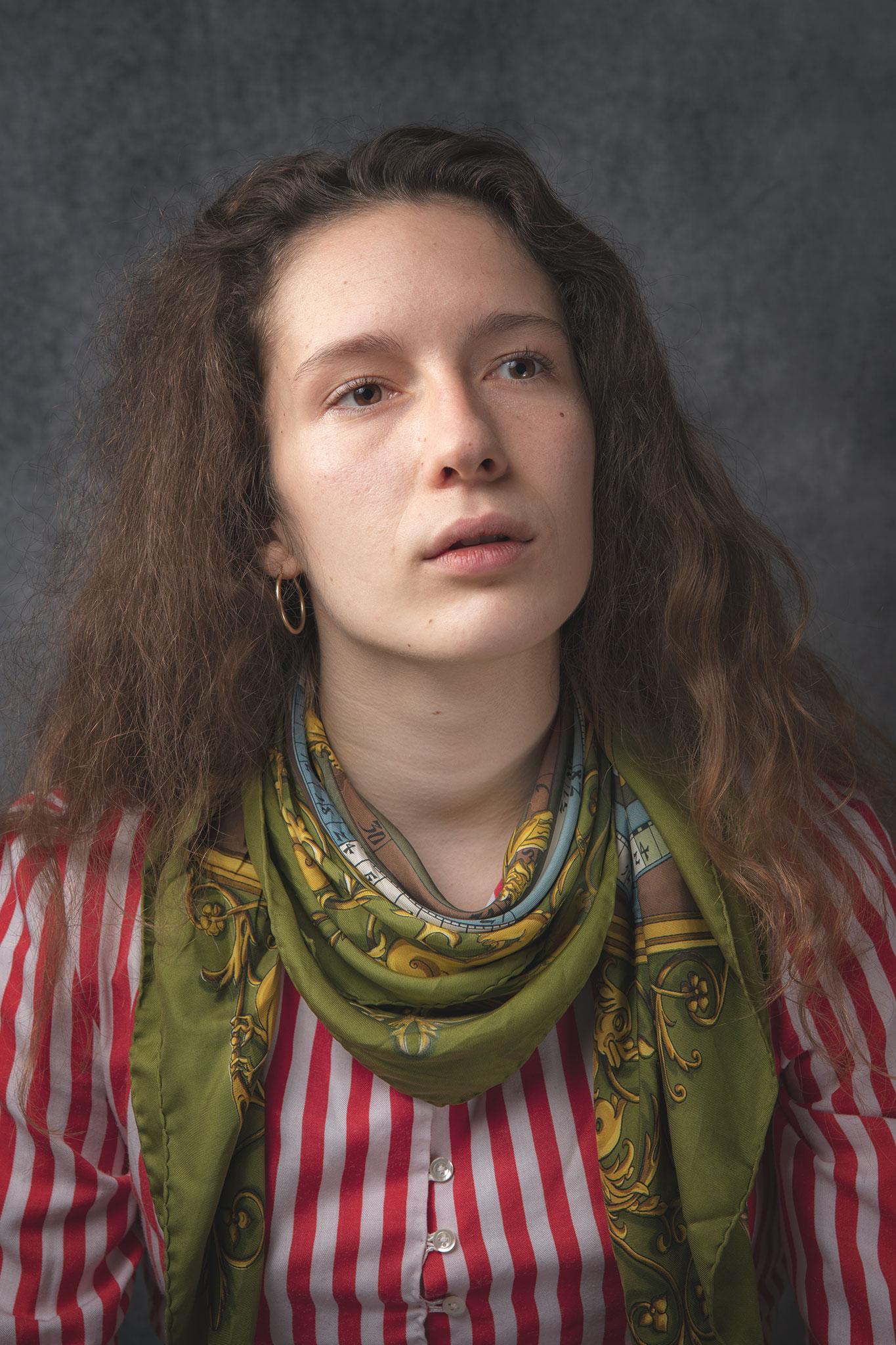 Portrait nomade