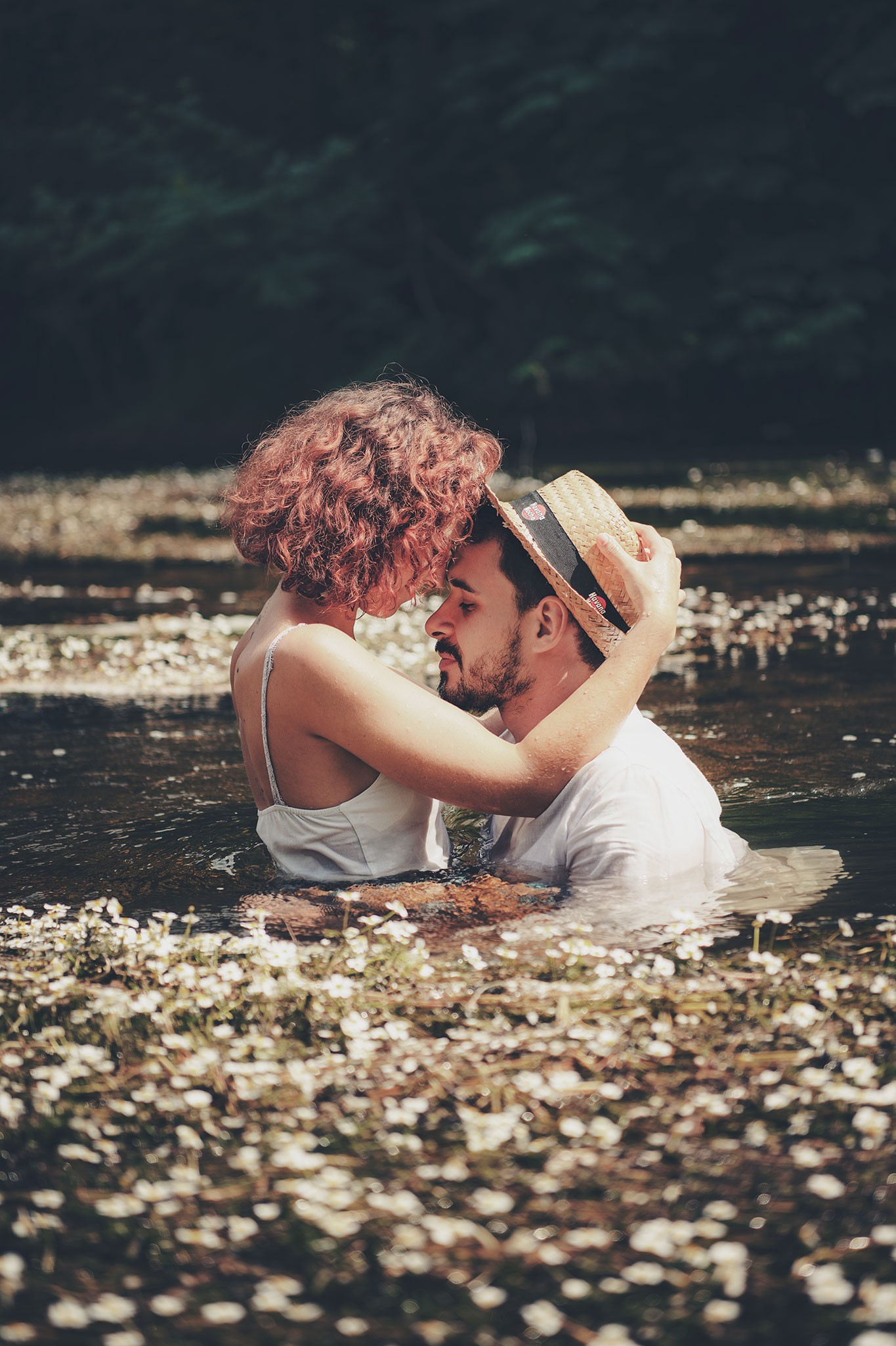 Couples en exterieur