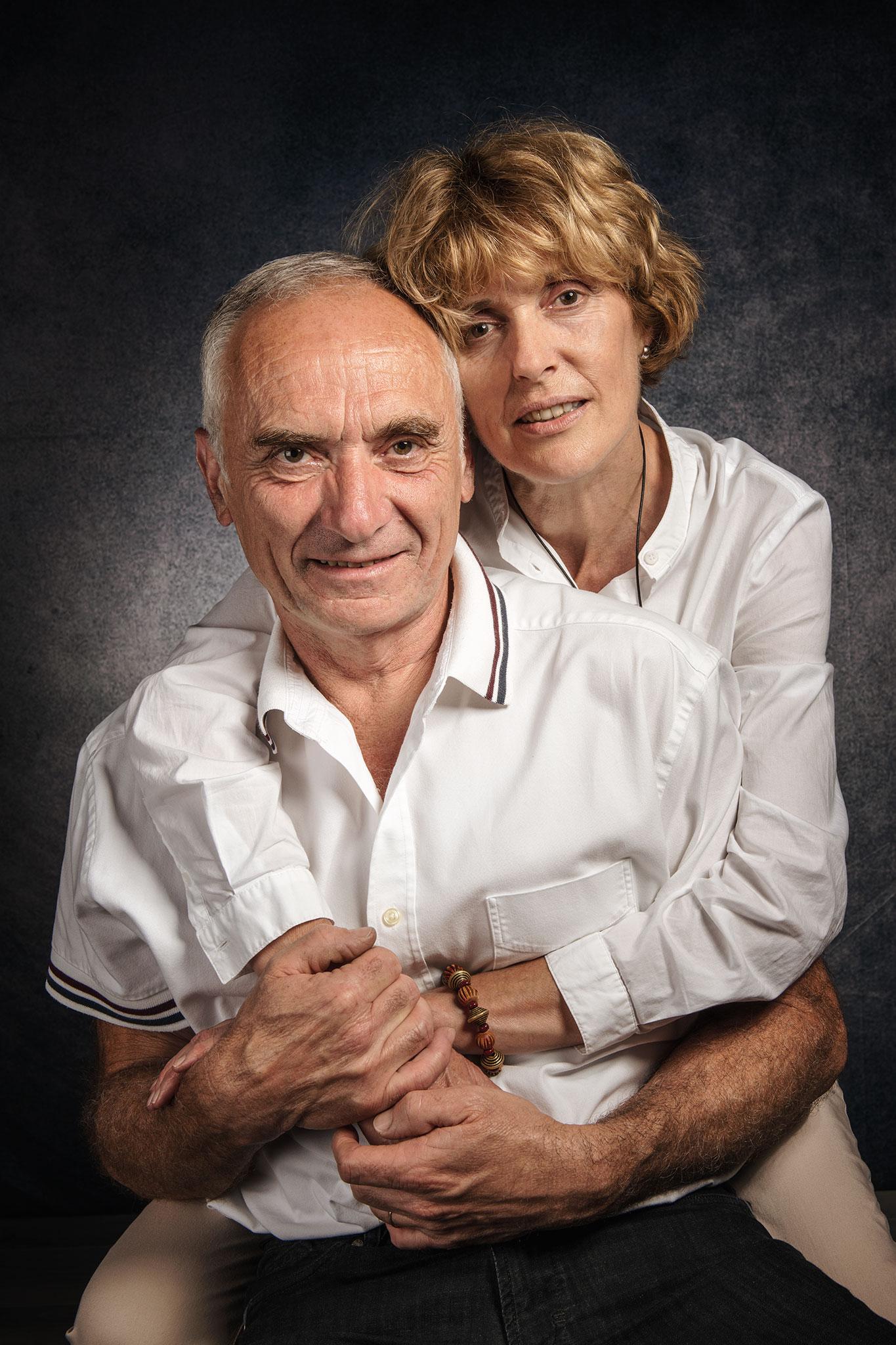 Couples en studio