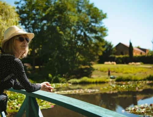 Les jardins d'eau de Carsac