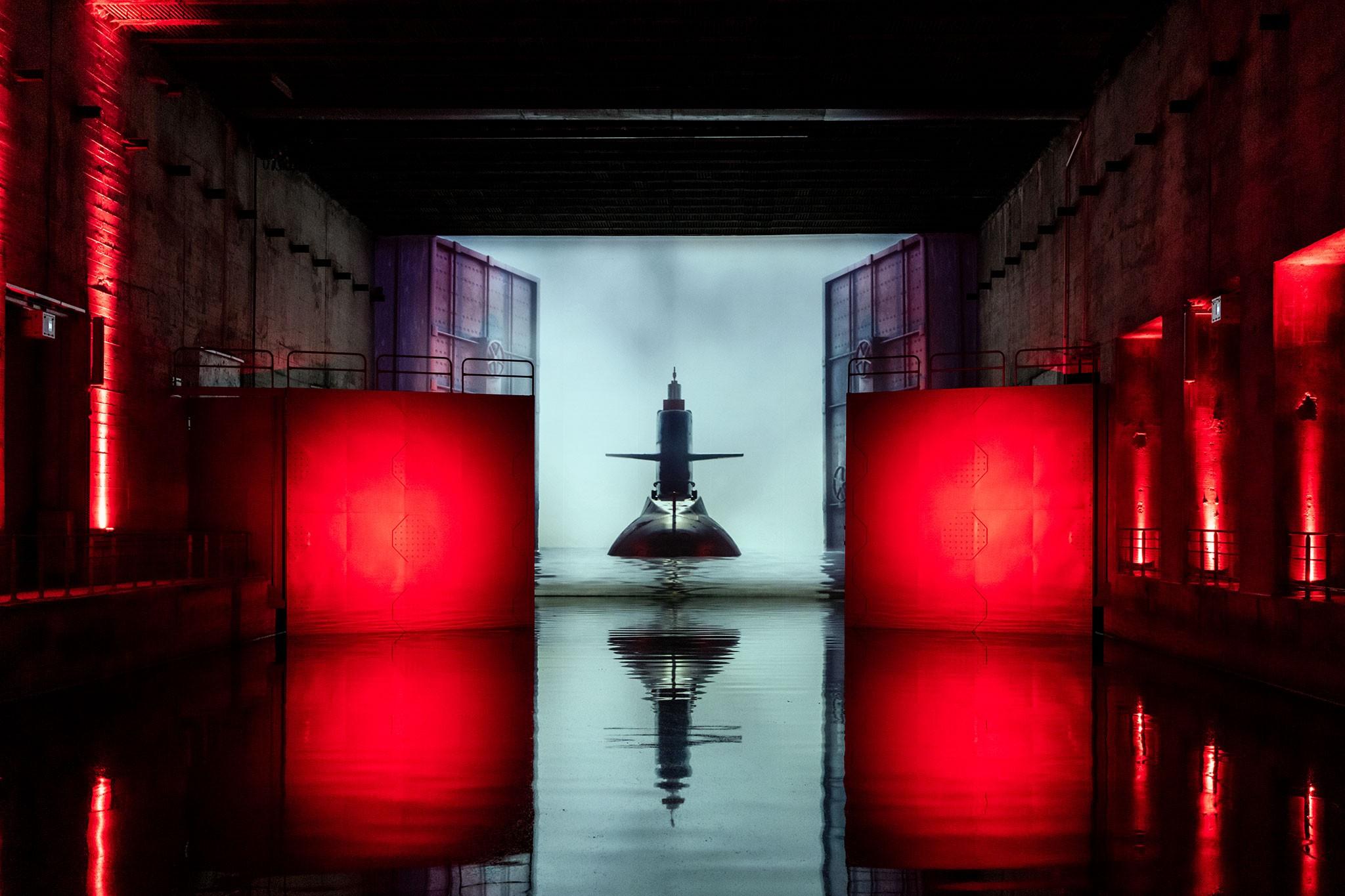 Bassins de lumière