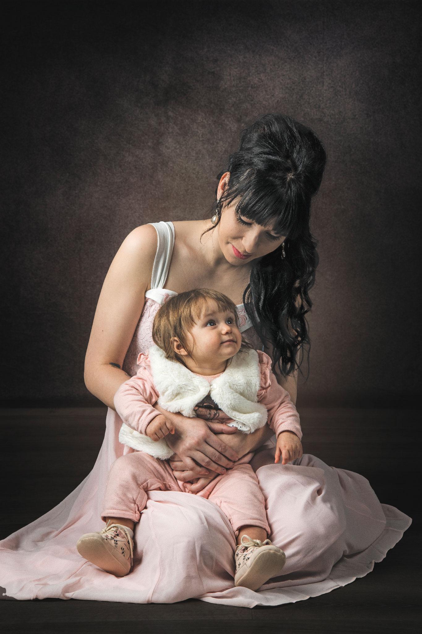Portrait maternité