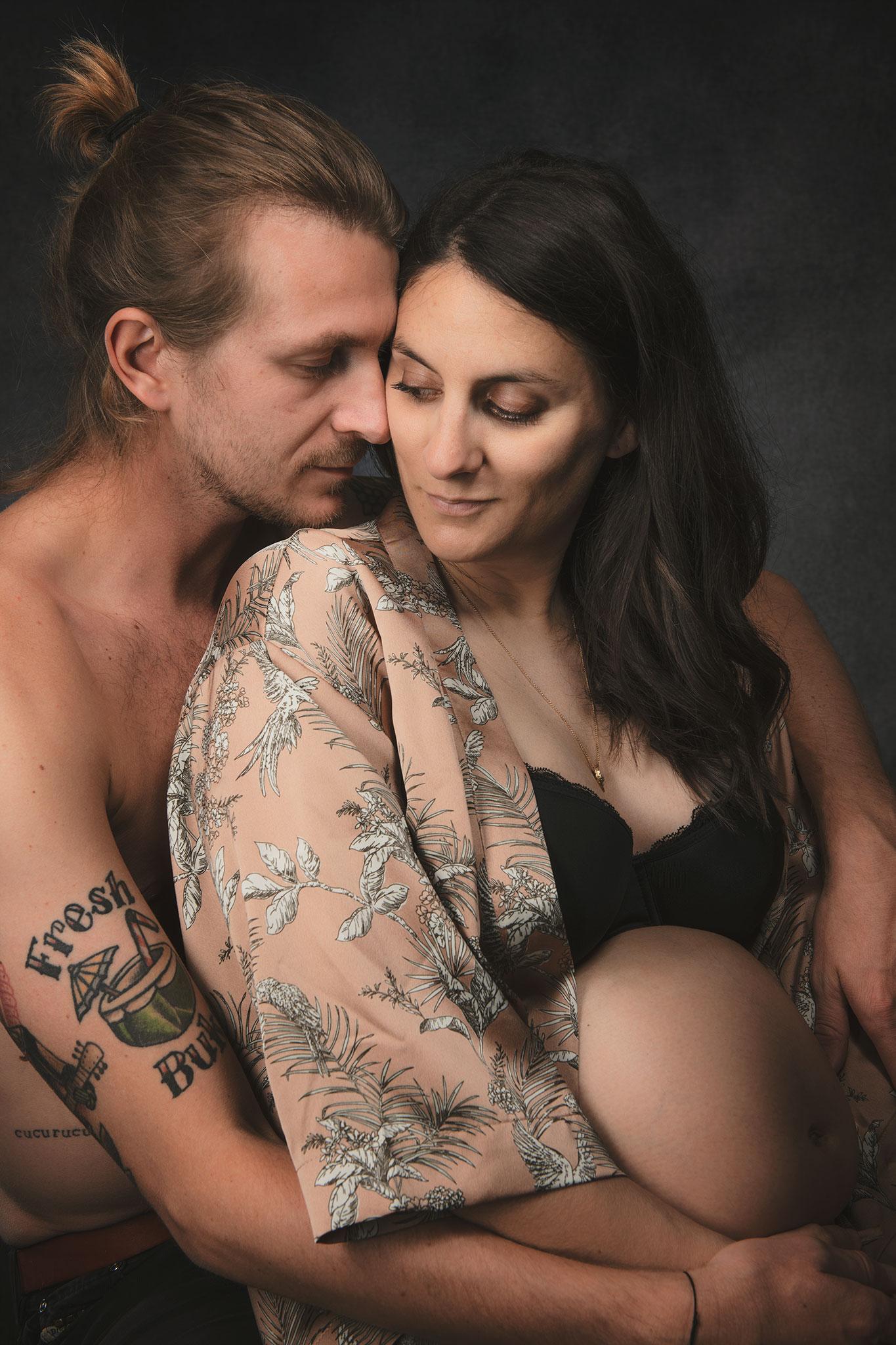 Vos portraits grossesse et maternité en studio ou à domicile